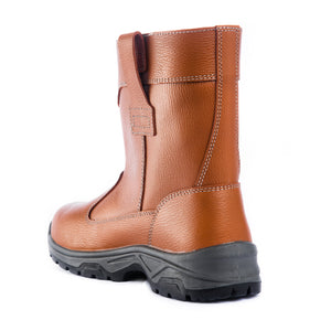 NK85K - Rigger Boots With Steel Toe Cap And Steel Midsole