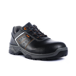 NK80 - Low Cut Safety Shoes With Steel Toe Cap And Steel Midsole