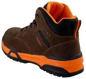 NKC93K -  Non-Metallic EH Rated High Cut Safety Shoes with Composite Toe Cap and Kevlar Midsole