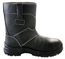 Load image into Gallery viewer, NK65 - Rigger Boots with Steel Toe and Steel Midsole