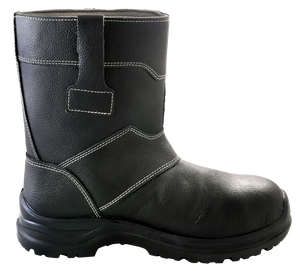NK65 - Rigger Boots with Steel Toe and Steel Midsole