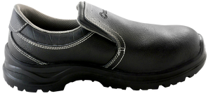 NK67 - Slip-On Safety Shoes With Steel Toe Cap And Steel Midsole