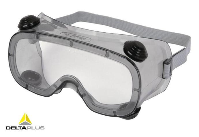 RUIZ1 - POLYCARBONATE GOGGLES - INDIRECT VENTILATION