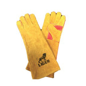 WG16-Brown Welding gloves