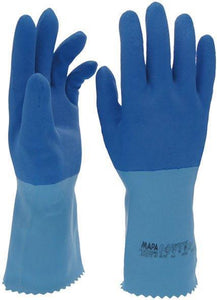 JERSETTE 301 - Natural Latex Liquidproof Gloves