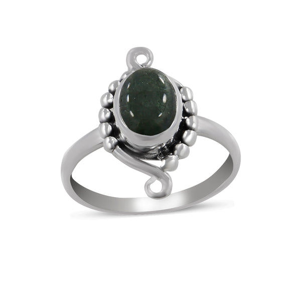 Pretty Looks Tourmaline Designer Ring 925 Sterling Silver