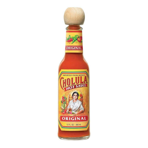 Cholula Original Hot Sauce 12oz - Best By