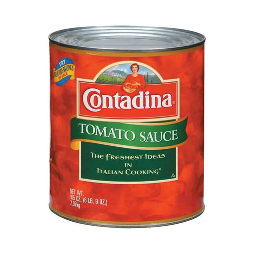 Contadina Tomato Sauce #10 can 105oz - Best By