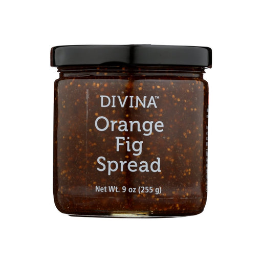 Divina Fig & Cocoa Spread 9oz - Best By