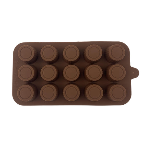Make 'n Mold Cup Shaped Chocolate & Candy Mold 5ct - Best By