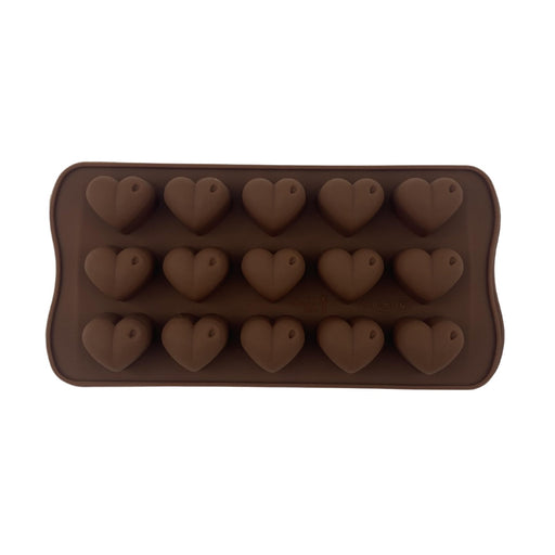 Make 'n Mold Heart Shaped Chocolate & Candy Mold 5ct - Best By