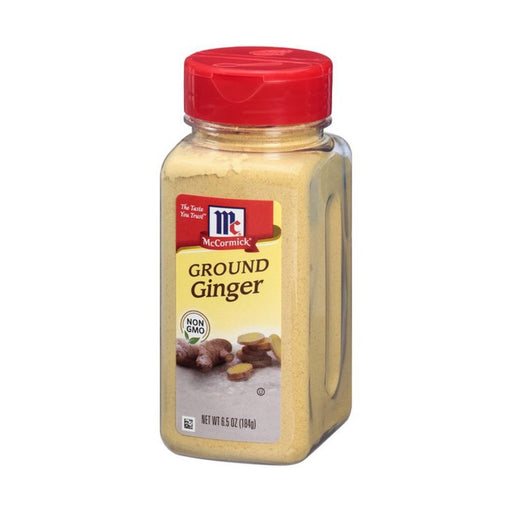 McCormick Ground Ginger 6.5oz - Best By