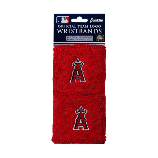 MLB Franklin Los Angeles Angels Wrist Bands - Best By