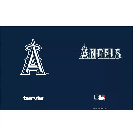 MLB Tervis Los Angeles Angels 20oz Roots Stainless Tumbler - Best By