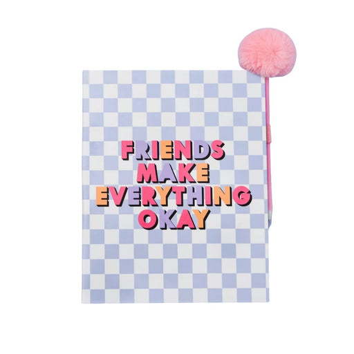 More Than Magic 2020-2021 Academic Binder Planner Friends Make Everything Okay - Best By
