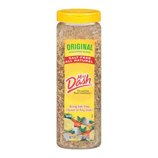 Mrs Dash Original Salt Free Blend 21oz - Best By