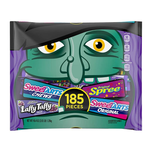 Nestle Candy Variety Sour Pack 45.4oz - Best By