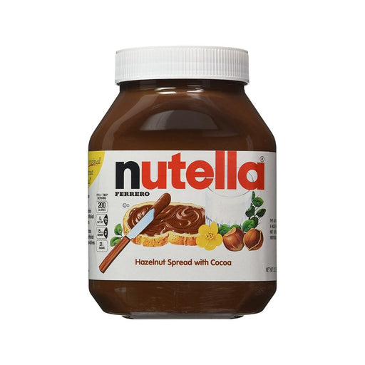 Nutella Hazelnut Spread with Cocoa 33.5oz - Best By