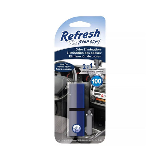 Refresh Your Car Gray Vent Spray New Car - Best By