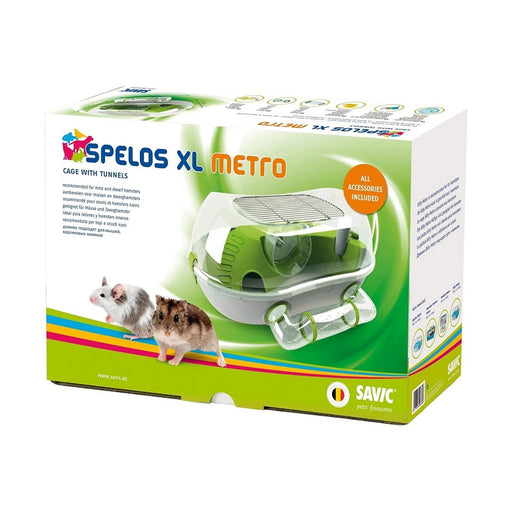 Savic Hamster Cage Spelos XL Metro - Best By