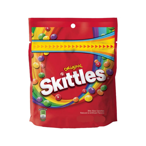 Skittles Original Bite Size Candies 3.5oz - Best By