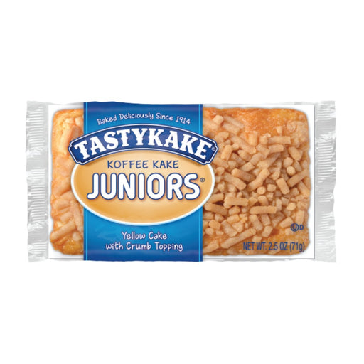 Tastykake Koffee Kake Juniors 3oz 4ct - Best By
