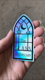 The Glass Apothecary Holographic Stickers