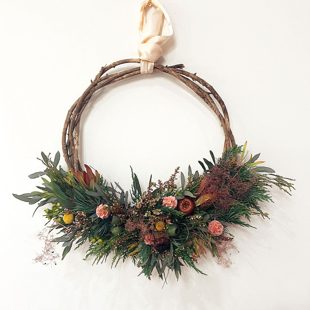 Fresh and Festive wreath workshop - 6th December