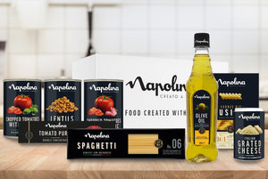 Napolina Recipe Box