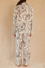 Load image into Gallery viewer, Joni Long Sleeve Pyjamas Set Baroque