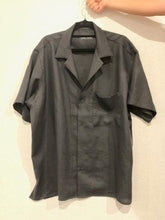 Load image into Gallery viewer, Taylor Bowling Shirt Black