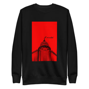 Red Capitol Pullover