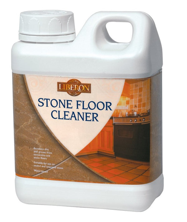 Liberon Natural Finish Stone Floor Cleaner - 1 Litre