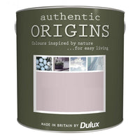 Dulux Retail Flat Matt Origins Colours ALL SIZES 125ml / 2.5L / 5L + ALL COLOURS