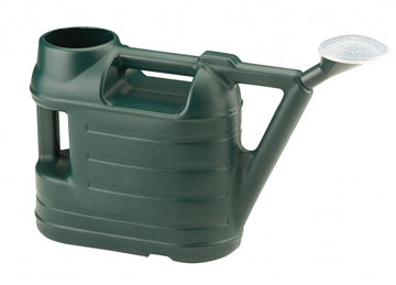 Strata Value Watering Can 6.5L Green Lightweight Plastic - For Plants Garden