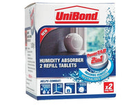 UniBond Humidity Small Absorber Refills - 2 Pack