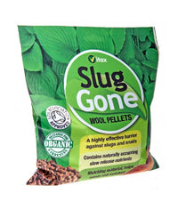 Vitax Slug Gone - Organic Wool Pellets for Plant Protection - 3.5 Litres