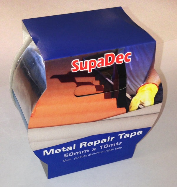 SupaDec Metal Repair Tape 50mm x 10 meters