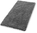 Large Bath Mat - Slate Colour - By Blue Canyon - 100% Cotton