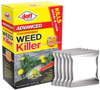Doff Advanced - Concentrated Weed Killer - 6 Sachet