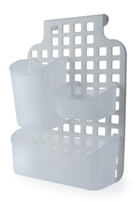 Blue Canyon Plastic Cabinet Door Tidy Organiser - Bathroom or Kitchen