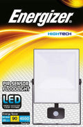 Energizer LED Security Flood Light w PIR Motion Sensor ~ 50w=500w (4550 Lumens)