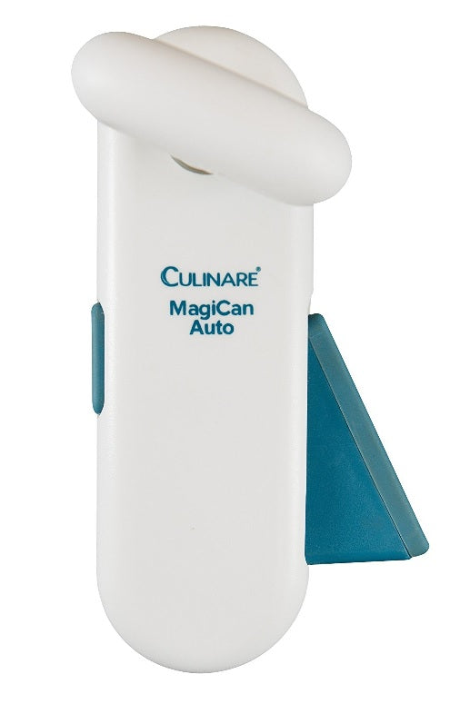 Culinare Magican Auto 2 Can Tin Opener - White