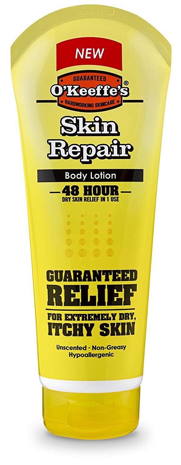 O'Keeffe's Skin Repair - Working Hands - Healthy Feet - Skin Repair - Lip Repair