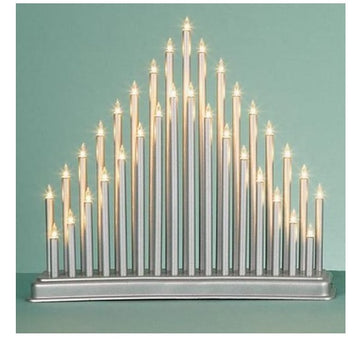 Premier Candle Bridge Tower with 33 Lights