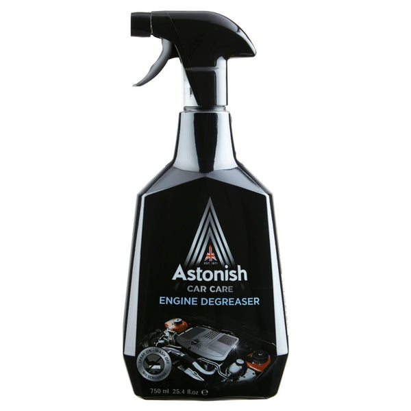Astonish Engine Degreaser 750ml Cleans Protects Safe Formulation Easy Spray On