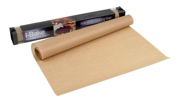 I-Bake Non Stick 1 m Roll Cooking Liner / Baking Paper