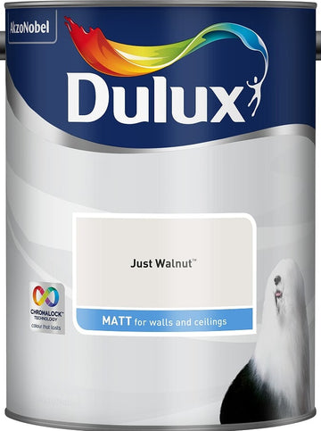 Dulux Retail Matt Emulsion Paint - All Colours - 2.5 & 5 Litre Sizes