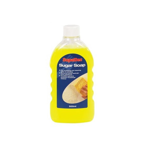 SupaDec Sugar Soap 500ml