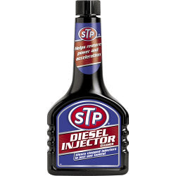 STP Diesel Injector Cleaner For Diesel Cars Clears Clogged Injectors 200ml